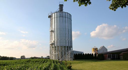 Tower silos are on their way out.