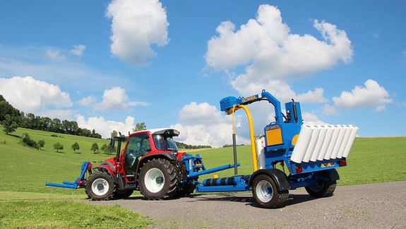 The superior agility of the G3010 Profi makes it a cinch to transport and position the machine.